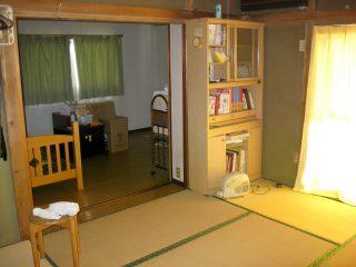和室と洋室(2階)
