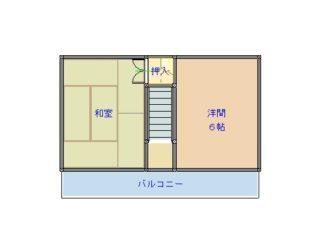 間取り(2F)