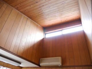 洋室天井(2F)